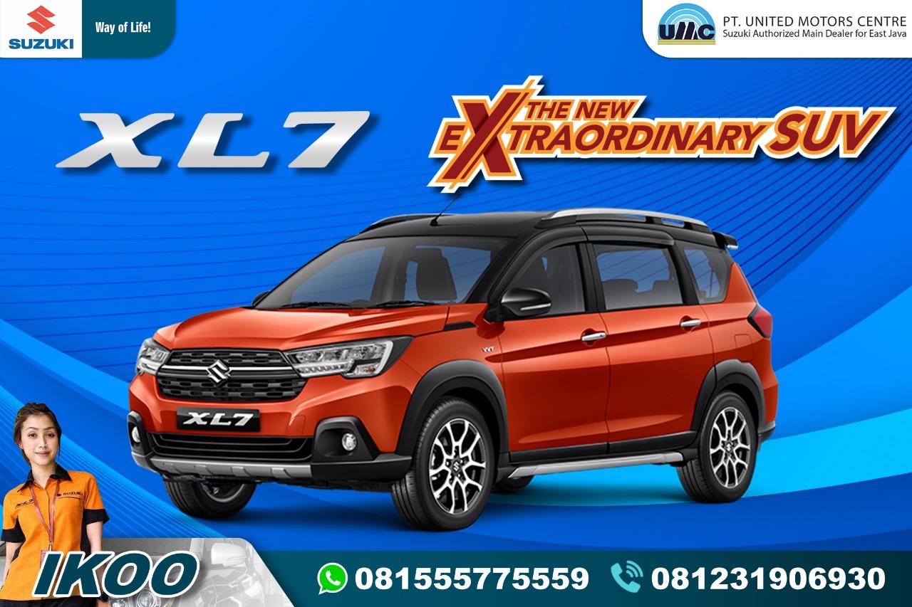 New Suzuki XL7
