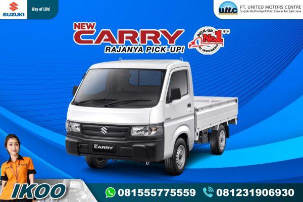 Suzuki New Carry Pickup